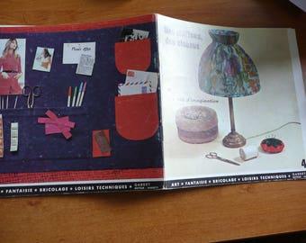 Des CHIFFONS, des CISEAUX et un peu d'imagination - couture, loisirs, bricolage, activités manuelles, E.  Anzlinger  ( vintage) handycrafts