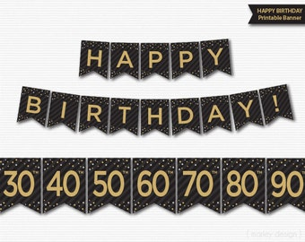 Birthday party decor Etsy