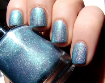 Lost at Sea - Custom Holographic Duo-Chrome Nail Polish