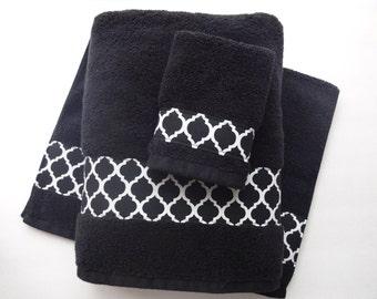 You Pick Size Bath Towels, Hand Towels, Bath Towels Sets, Custom Towels,