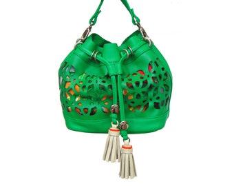 Mini Green Bucket