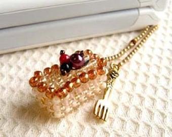 Seed Bead Kit MiyukI No. 19 MILLE-FEUILLE Sweet Charm Beading Kit Jewelry Making Kit