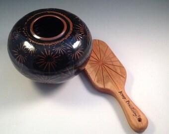 Simon Leach Pottery Star Paddle