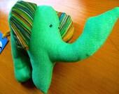 SALE go green bean elephant