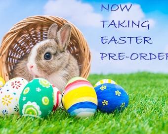 Easter Biscuit Pre-Orders