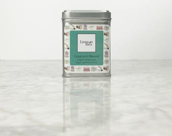 Charlotte Brontë Tea - Loose Leaf Tea.. The perfect Literary gift, Mothers Day Gift for Tea Lover, Book Lover or Bibliophile! Peppermint Tea