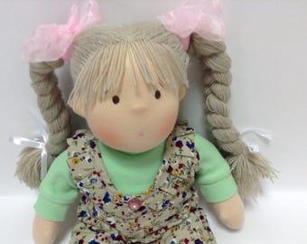 Waldorf doll hand made