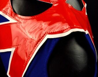 HOOLIGAN Adult Mask Mexican Wrestling Mask Lucha Libre Luchador Costume Wrestler