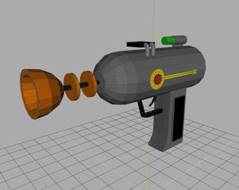 Rick and Morty - Ray Gun