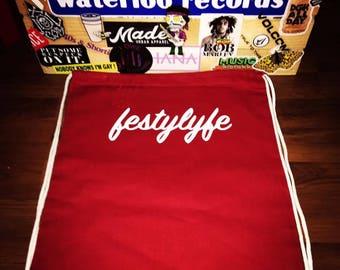 Festy Lyfe Back-Sack