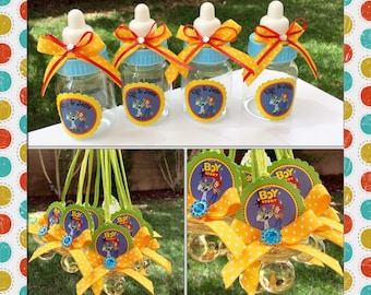 12 Disney toy story baby shower favors-toy story baby shower- disney toy story-boy baby shower-baby shower favor