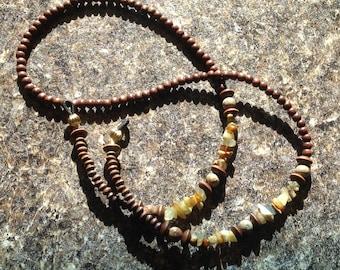 Wood Chipper Eyeglass Chain