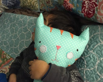 Plush Doll Kitty Cat