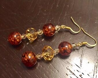 Eartha Kitt Earrings