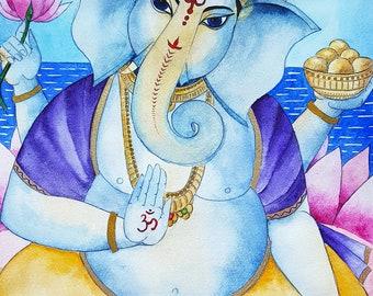 God Ganesha - hindu God