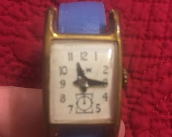 Vintage 1960's Toy Watch