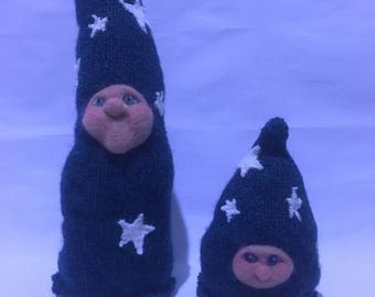 Slumberfaries dream time gnomes wool