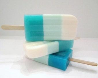 Blueberry Soap Pop