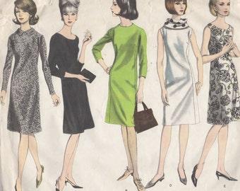 Robe Vogue 1415 taille buste de 34-1960 Misses' 14