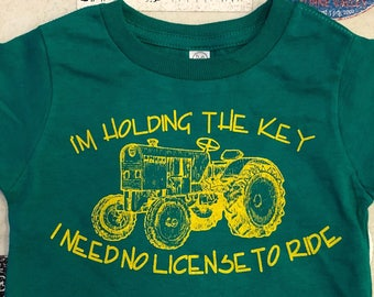 Widespread Panic Shirt-Love Tractor-Kids/Youth Sizes 2T 3T 4T 5/6T
