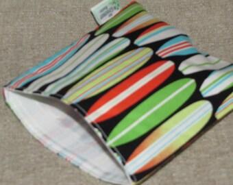 Reusable Sandwich Bag - Surf