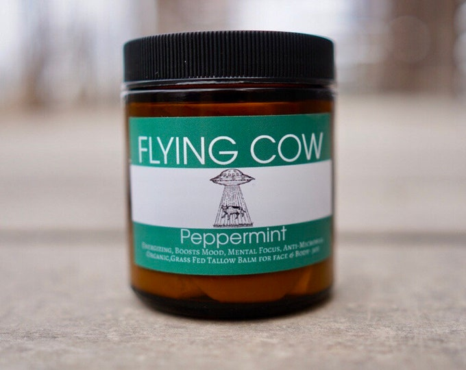 Peppermint Tallow