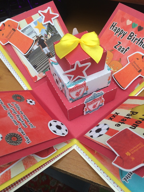 Liverpool fc exploding box liverpool explosion box football liverpool fc exploding box liverpool explosion box football birthday card keepsake exploding box soccer explosion box sports card from bookmarktalkfo Choice Image