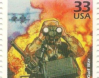 Unused 2000 - Gulf War - Desert Storm - Postage Stamps Number 3191b