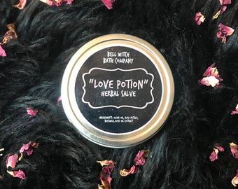Love Potion Herbal Salve