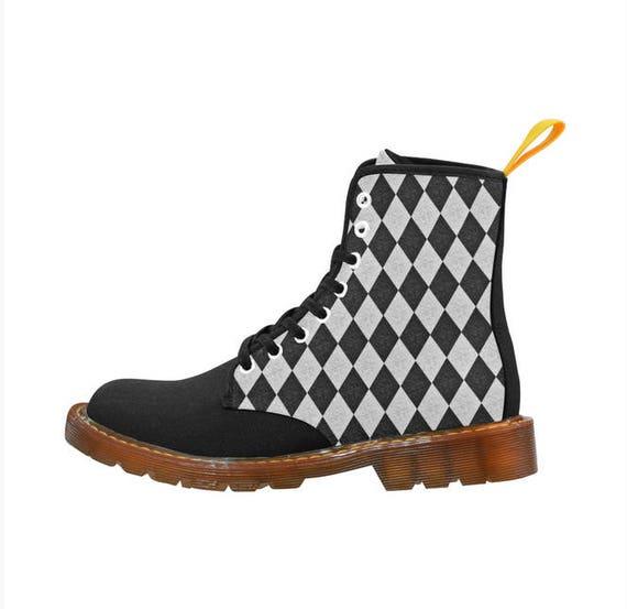 Harlequin boots Ladies