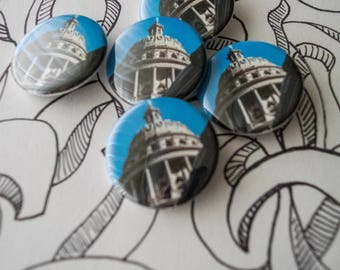 Texas State Capital BUTTONS