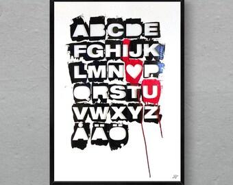 The Love Alphabet