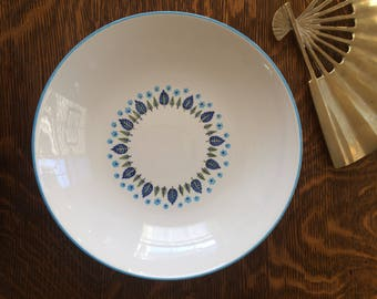 Alpine Swiss Chalet Stetson Marcrest serving bowl - atomic midcentury