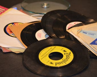 Children's 45 Record Collection