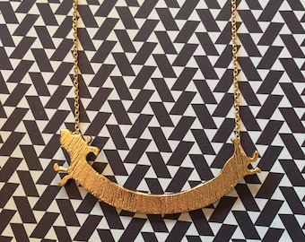 Long Dachshund Necklace