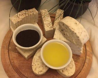 Organic Olive Oil Coffee Soap