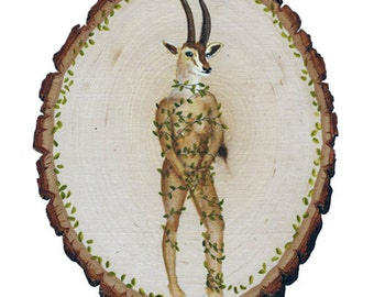 Anthropomorphic Gazelle
