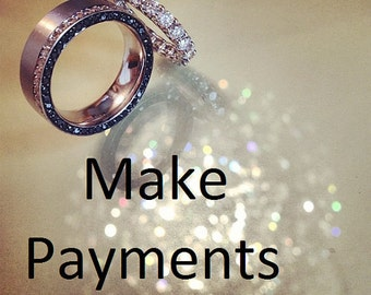 Make a Payment Plan on Seller of Jewels - Down Payment