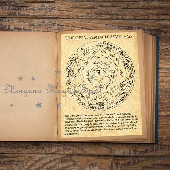 The Great Pentacle Aemethms