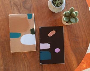 Gesture Journal — Coptic Handbound Notebook