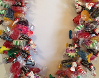 Mixed Candy Lei