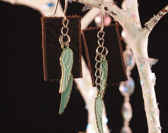 Wings Earrings