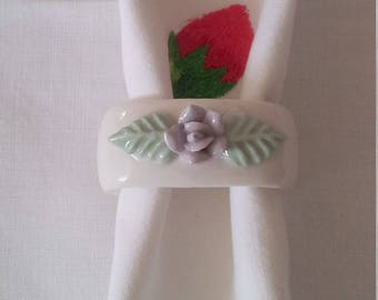 China napkin rings