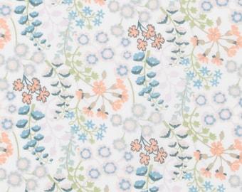 Primula Blossom C Tana Lawn Half Yard, Liberty of London Fabric
