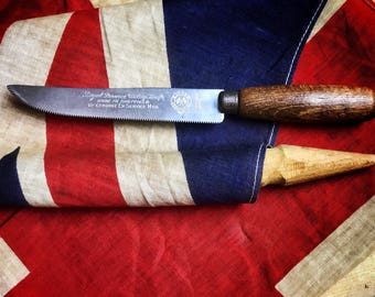Vintage utility knife made by ex-servicemen 1920s