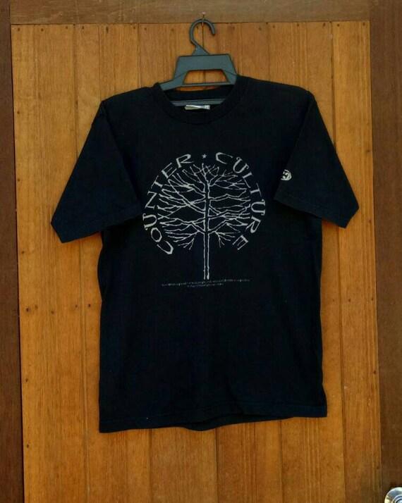 Rare!! STARTER three quarters shirt v neck stars hockey nice design hip hop style designer spell out black colour medium size ousQae3