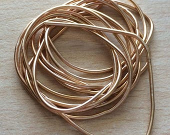 Cannetille gold 05: spring metal