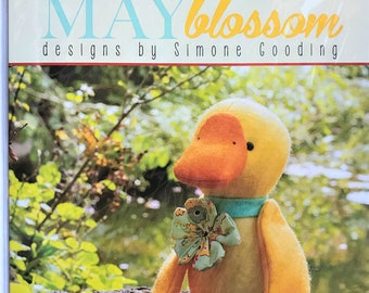 May Blossom Designs Digby by Simone Gooding MB084 Pattern