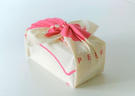 PEEKABOO Gift Box: Peek-A-Boo[4P04] Crew Socks hLqUj