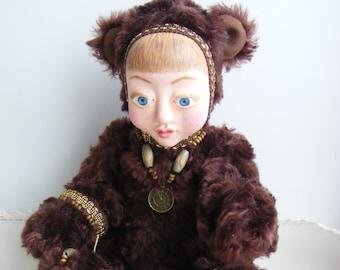 Teddy doll Bear